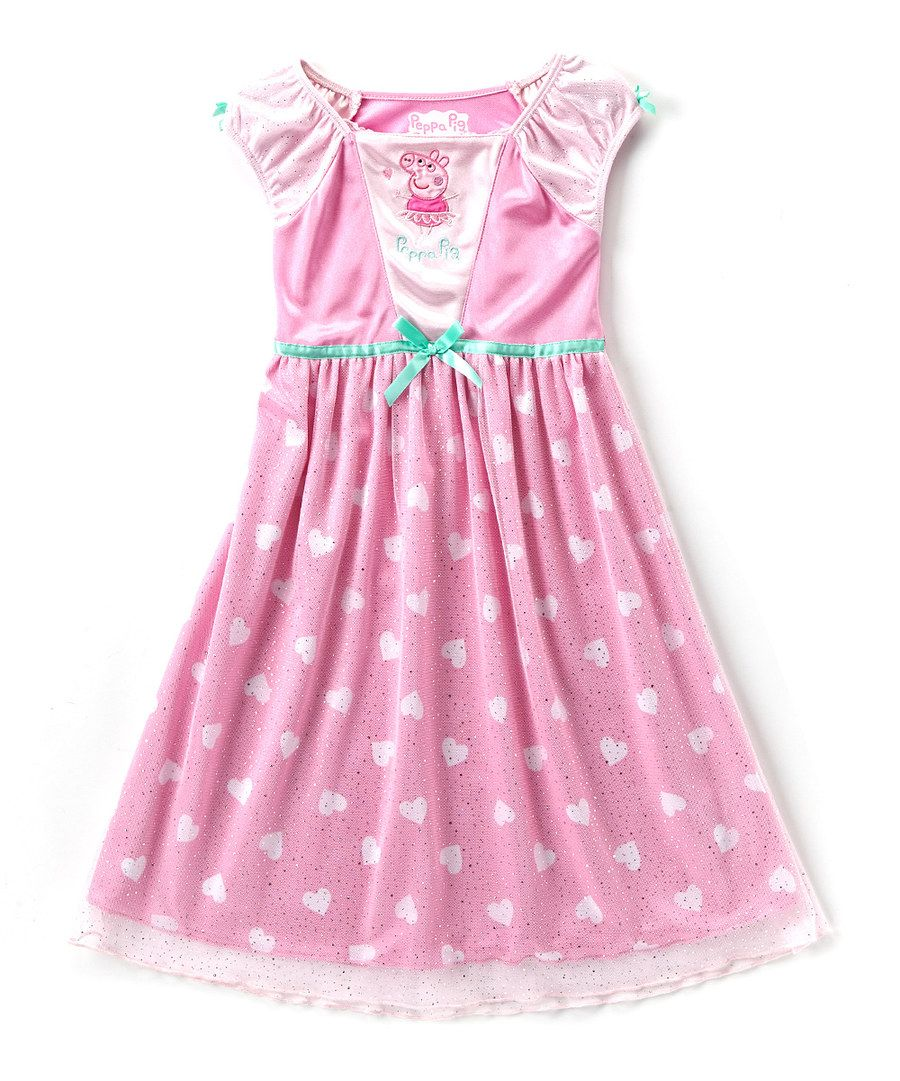 2190ac7ee Look at this Peppa Pig Nightgown - Toddler on  zulily today!