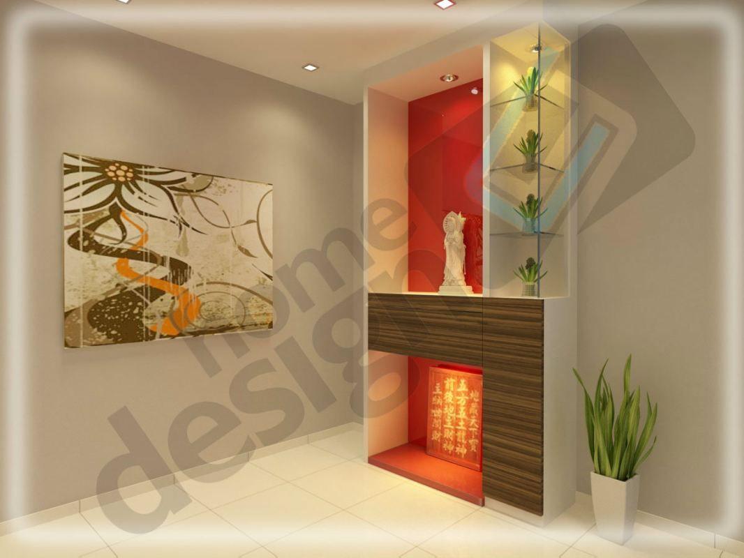 Cai Yi Construction M Sdn Bhd Altar Design Altar 3d