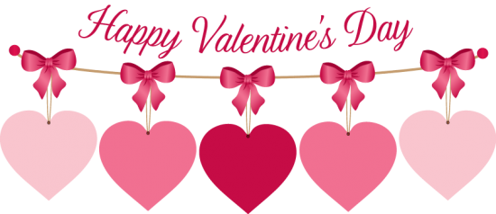 Happy St Valentine S Day Sea To Sky Celebrations Clipart