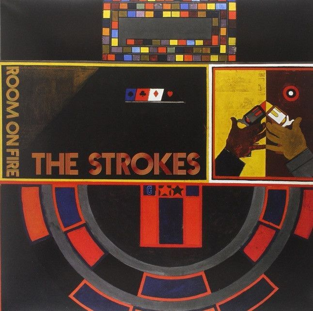 Strokes, The - Room on Fire Vinyl Record