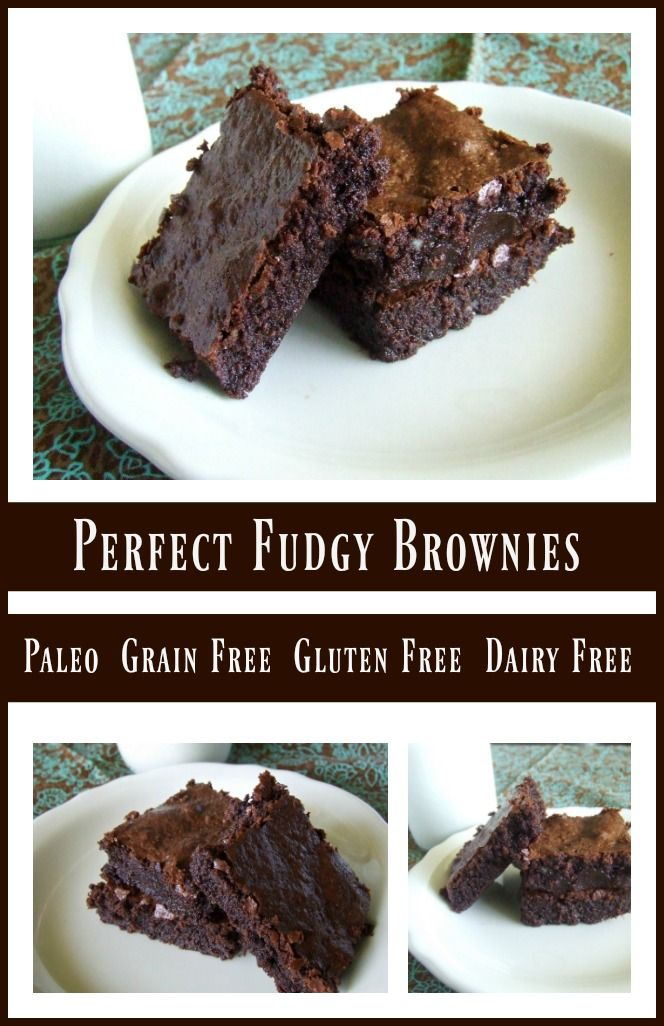 Super Fudgy Paleo And Keto Brownies Recipe Easy Desserts