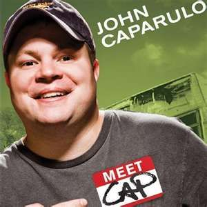 John Caparulo... love him on Chelsea and he was really funny when we saw him at South Point.