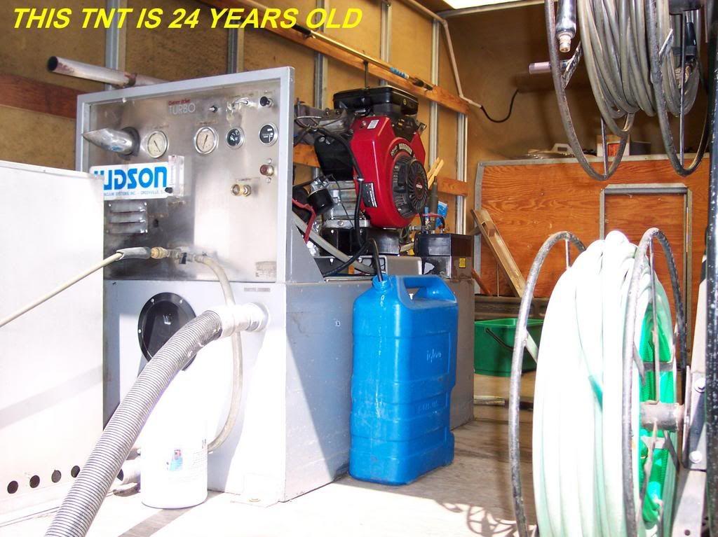 24 year old Judson TNT truckmount http//judsontruckmounts