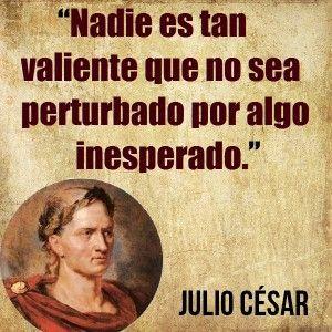 Frases De Julio Cesar Pensamientos Celebres Frases De