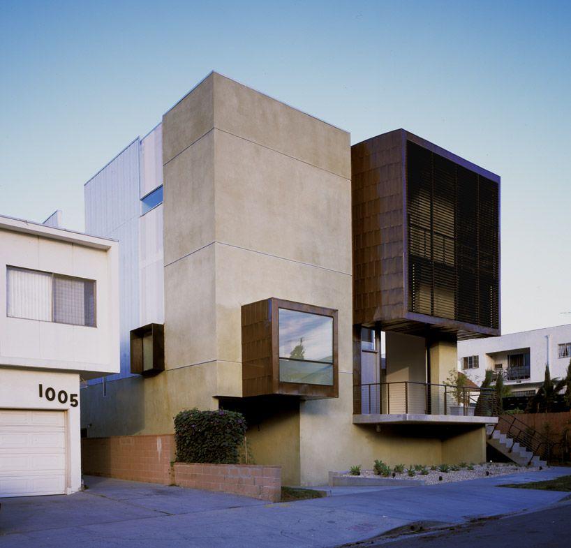 Orange Grove Apartments: A Little More Than Minimal. Balanced, Composed, Urbane