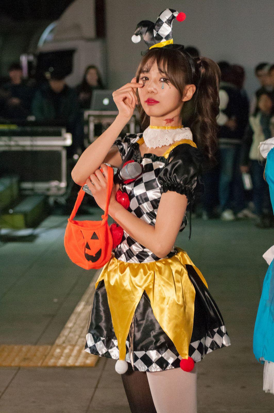 Yoohyeon In Halloween Costume Oc Kpop Halloween Costume Halloween Costumes For Girls Halloween Girl