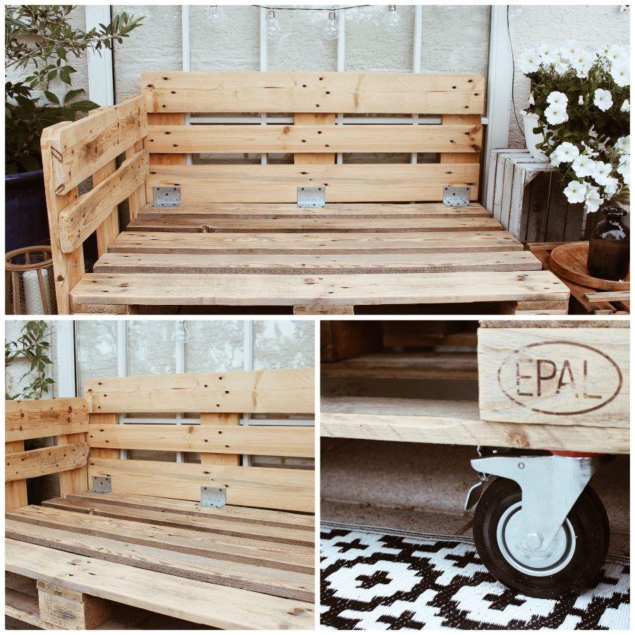 Paletten Sofa Balkon Anleitung   www.stkittsvilla.com