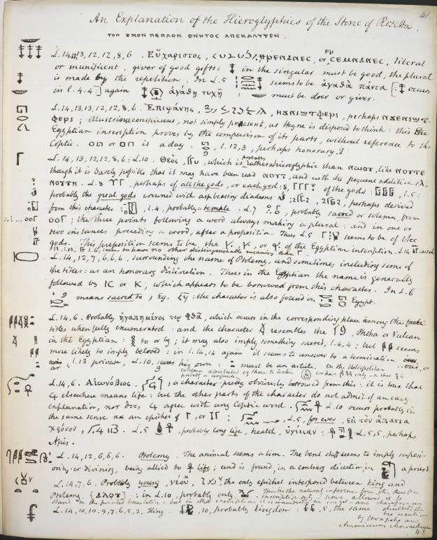 Rosetta Stone Deciphering Social Studies Notebooking Pinterest