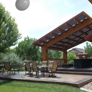 Solar Awning Material Expanded Patio And