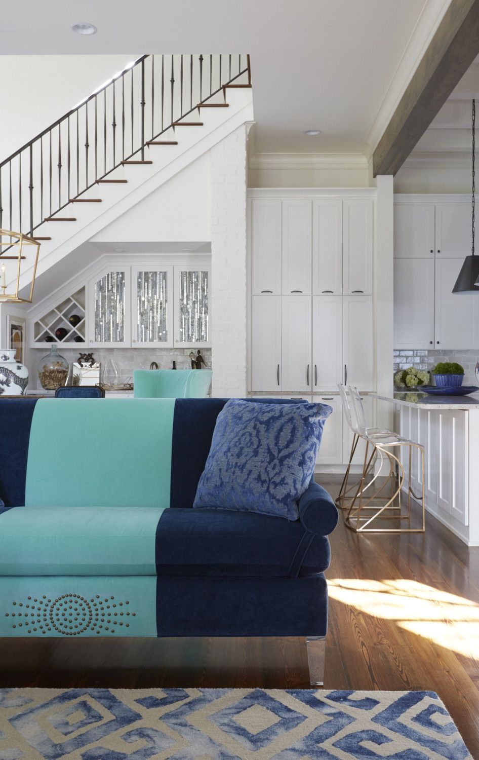 Creative ideas for home interior old world chic  wet bars open concept and settees