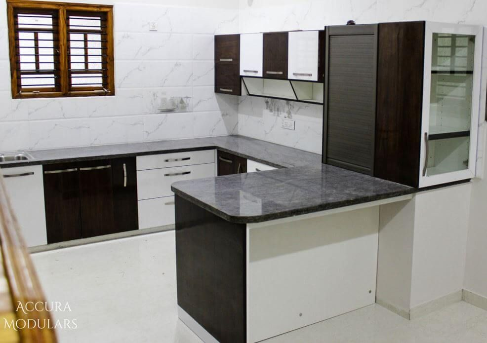 Small Space Simple Small Kitchen Design Indian Style