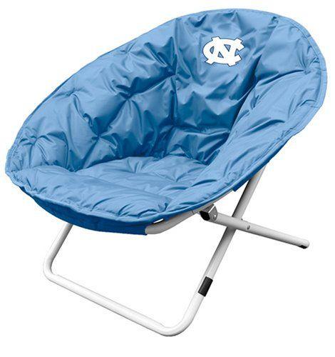 North Carolina Tar Heels Sphere Chair Chairs Logo Papasan Chair Toddler Chair