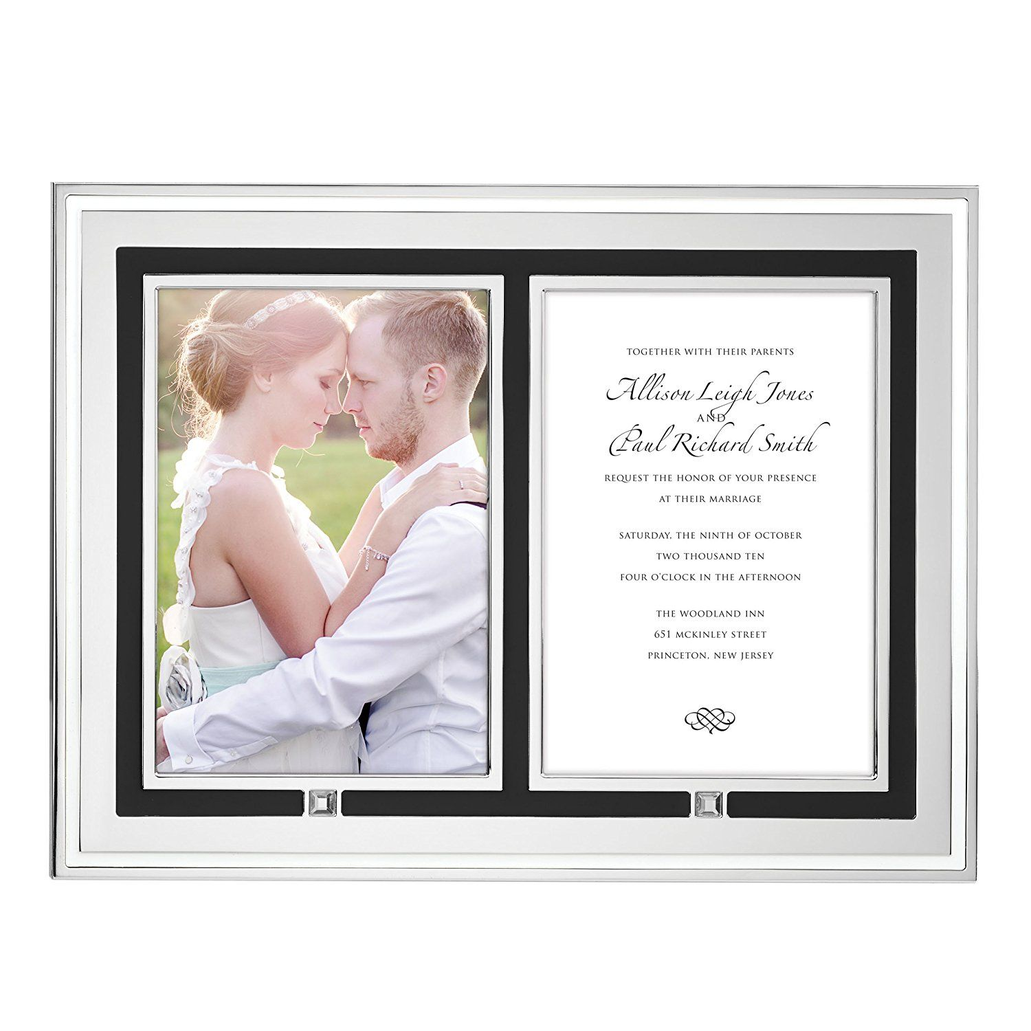 Lenox Piano Double Invitation Frame ** Read more at the image link ...
