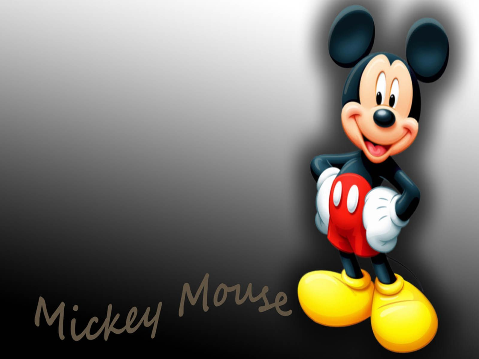 Mickey Mouse Backgrounds Wallpaper