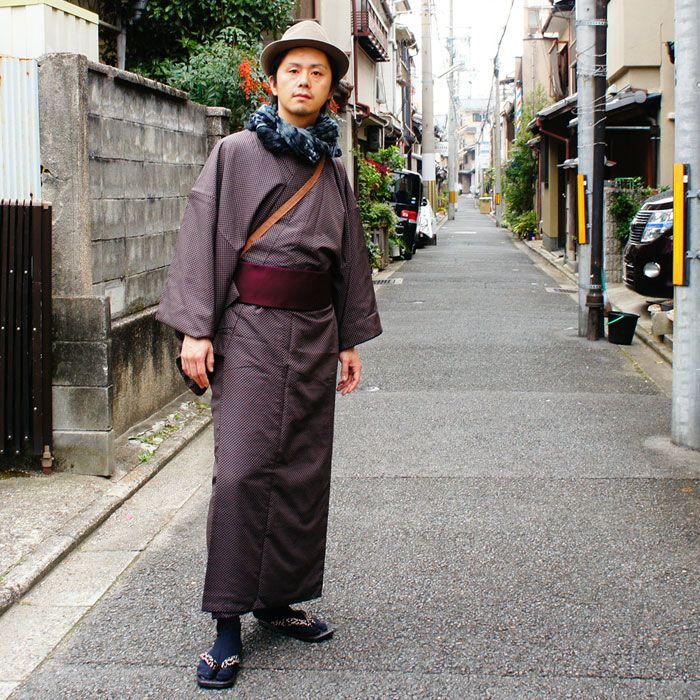 男性 着物ファッション , Google 検索