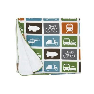 Dwell Studio Transportation Blanket...for M