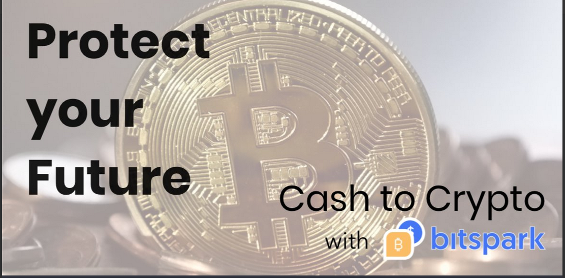 how to convert cash into cryptocurrency