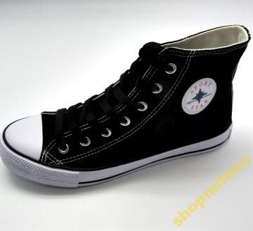 Trampki Damskie Za Kostke 8224 Czarne Rozm36 41 Http Allegro Pl Trampki Da Converse Chuck Taylor High Top Sneaker High Top Sneakers Converse High Top Sneaker