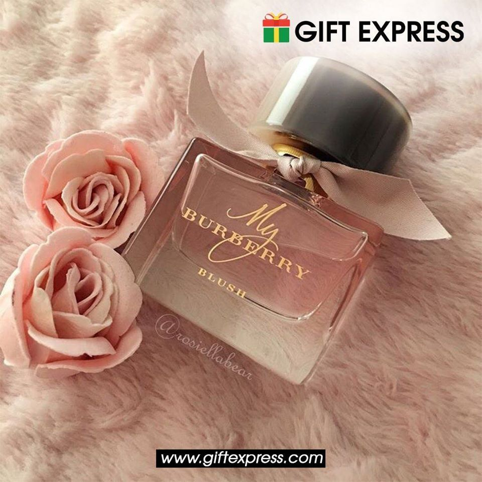 My burberry blush 3oz by burberry for womens