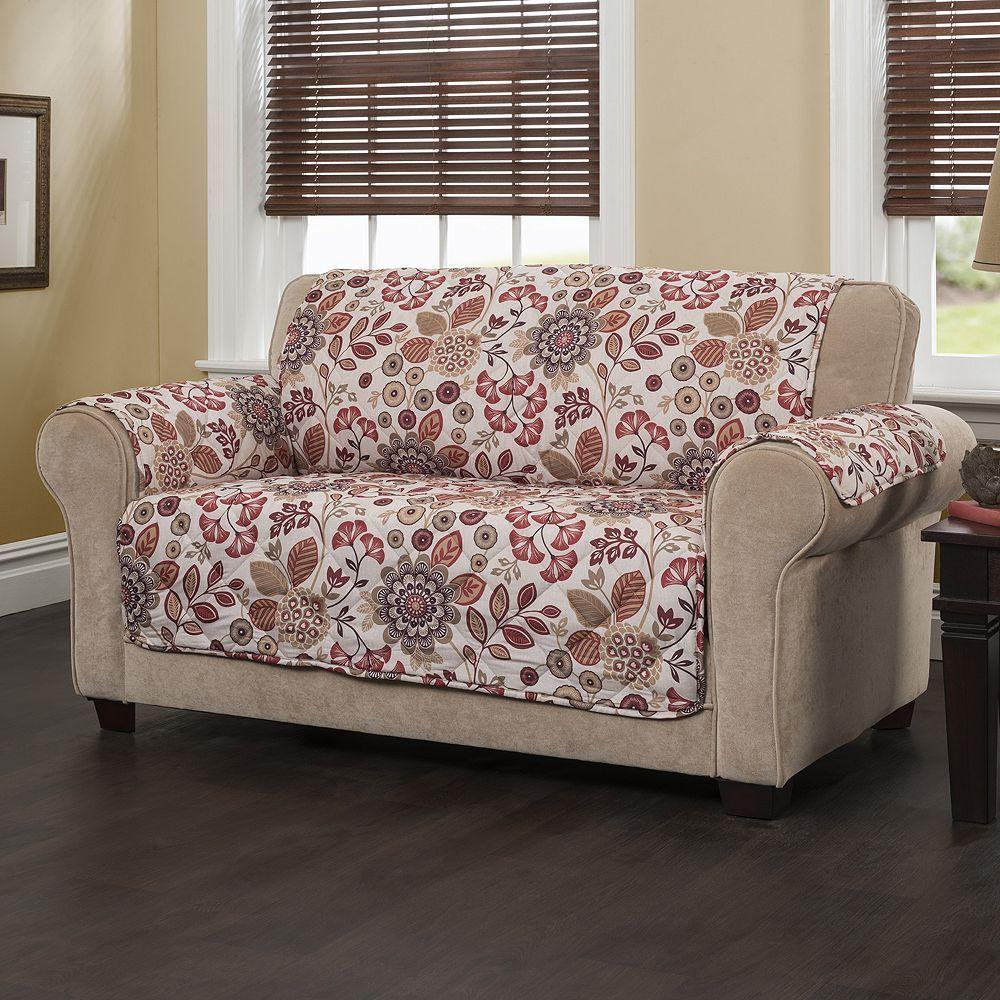 Jeffrey Home Palladio Sofa Slipcover   Products   Loveseat ...