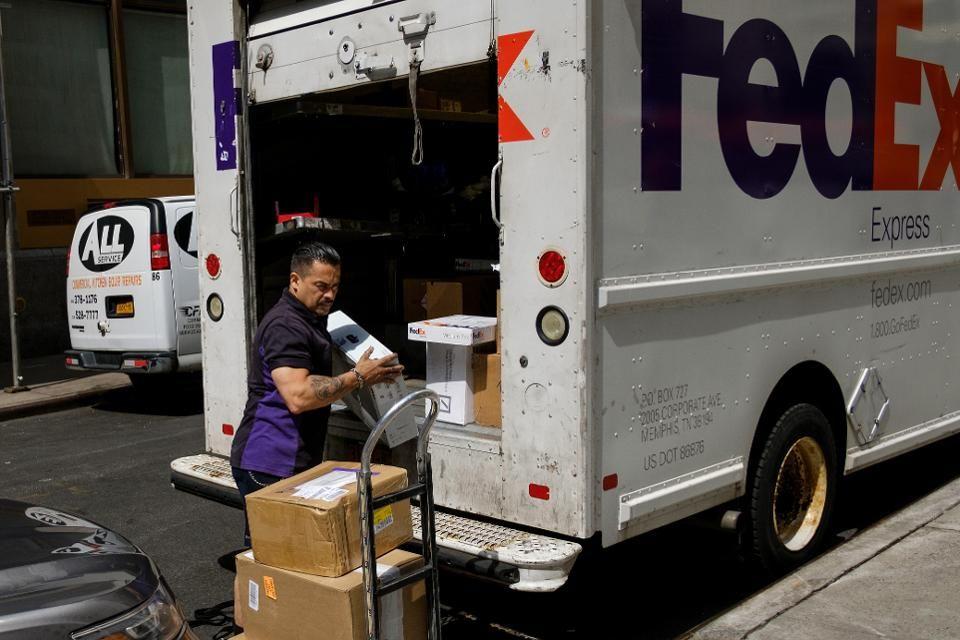FedEx Stock Could Burn Bears In November | Bears