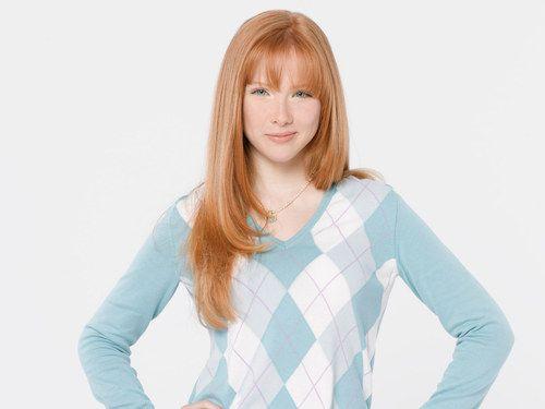 Molly C. Quinn  Love this haircut!