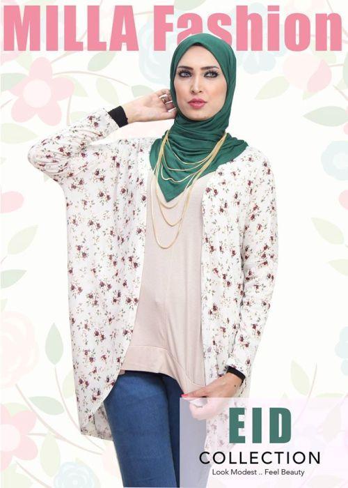 pastel kimono cardigan, Kimono cardigans hijab looks by milla http ...