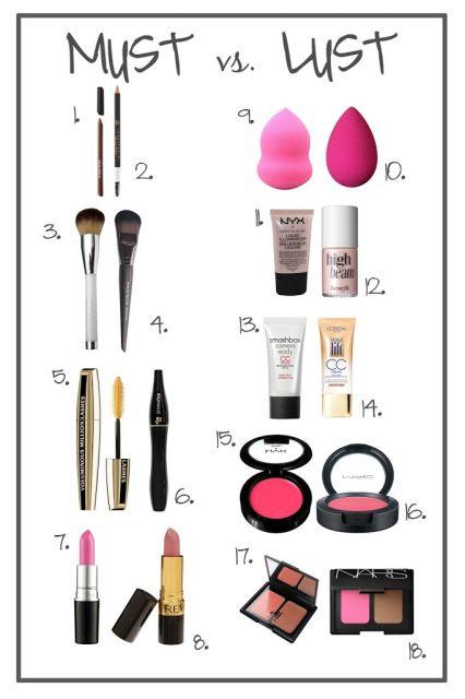 organize your vanity & make up