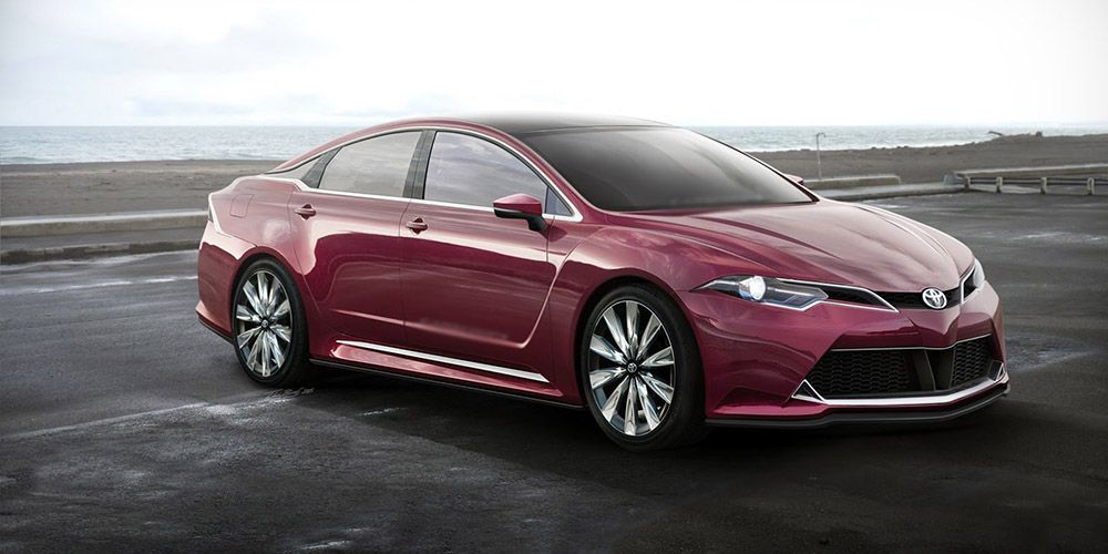 2018 Toyota Camry Rumors Concept And Price