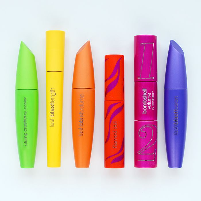 bbbf744843d COVERGIRL Clump Crusher • LashBlast Length • LashBlast Volume • Flamed Out  • Bombshell Volume • LashBlast Fusion