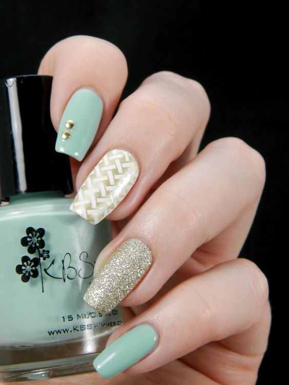 A Review of Cute Easy Nail Designs | Easy nail art designs, Easy ...