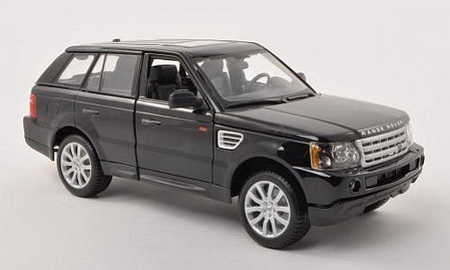 Model auta Land Rover Range Rover Sport 1:18 🚗 SmallCars.cz