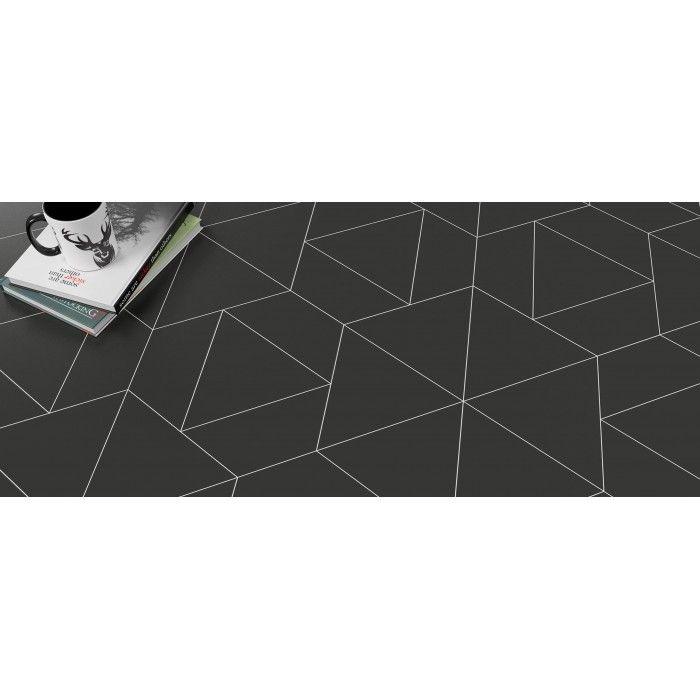 Carrelage Gres Cerame Effet Graphique Floor Triangle 3 Couleurs Carrelage Gres Cerame Carrelage Carrelages Geometriques