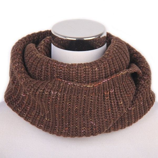 Winter Color Mixed Knitted Infinity Scarf ($7.80) ❤ liked on Polyvore featuring accessories, scarves, circle scarves, infinity scarves, circle scarf, infinity scarf and tube scarves