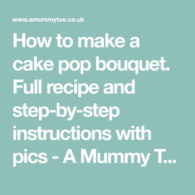 Cake pop bouquet #cakepopbouquet