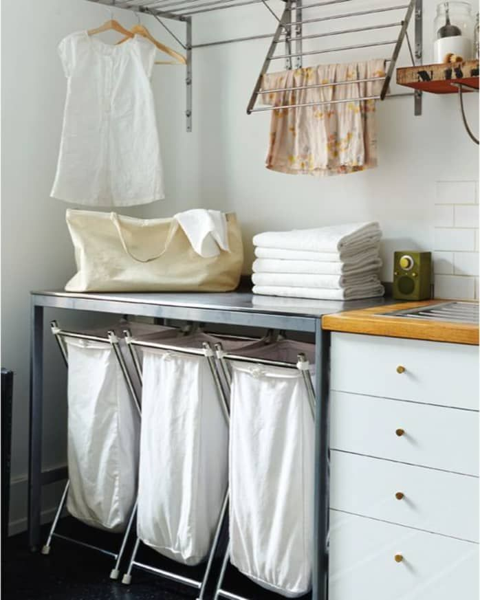 Clever Ideas to Make the Most of a Small Laundry Room