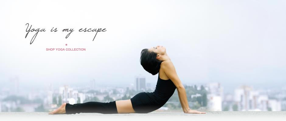 Yoga is my escape