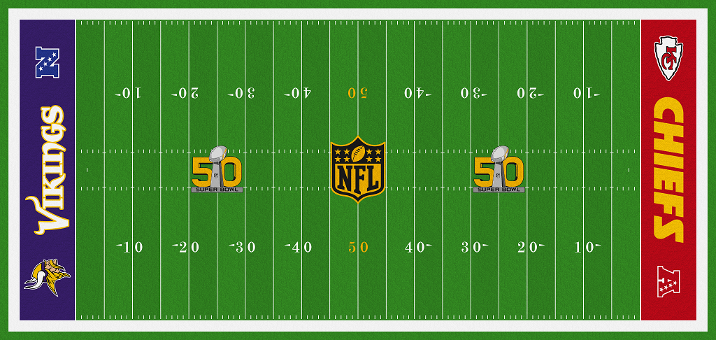 Gate City Bank Field Fargo Super Bowl Field Database Super Bowl 50 Field Page 31 Concepts Super Bowl Super Bowl 50 Superbowl Logo