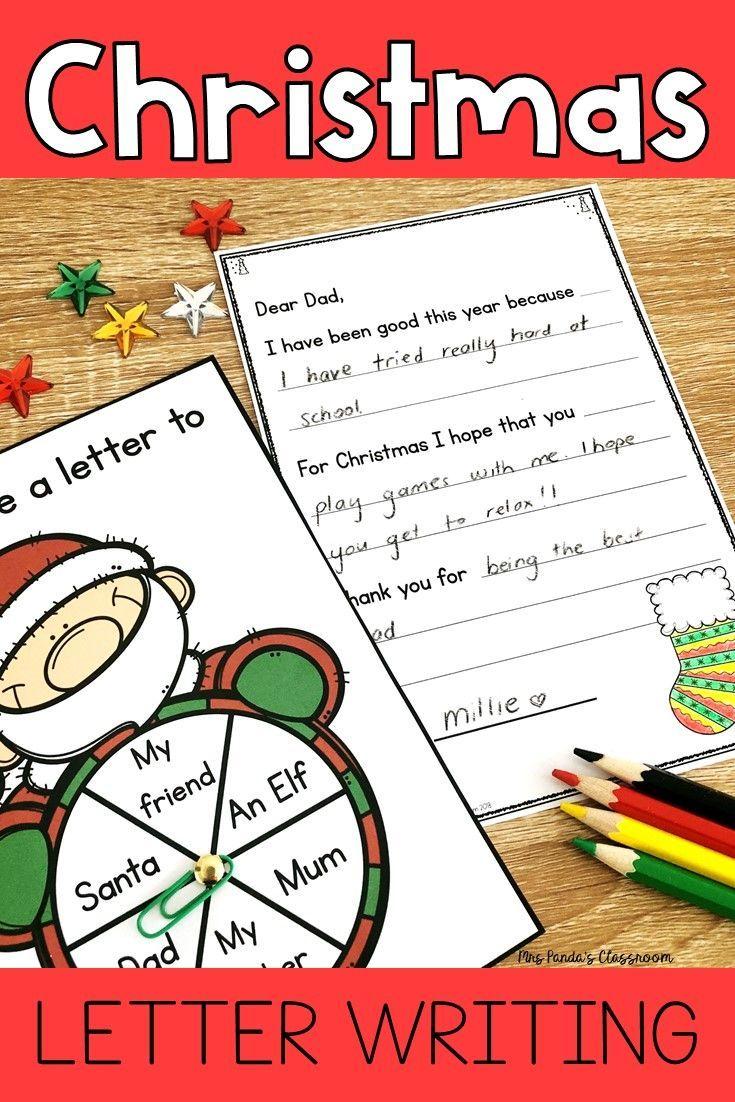 Christmas Letter Writing Christmas Letter Templates