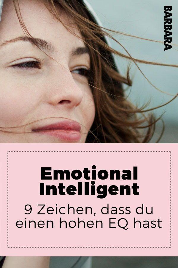 Emotional Intelligent: 9 Zeichen, dass Du einen hohen EQ hast | Negative gedanken, Zeichen, Leben