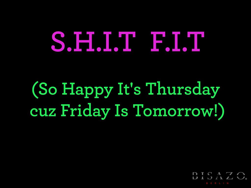 Thursday Fun Quotes