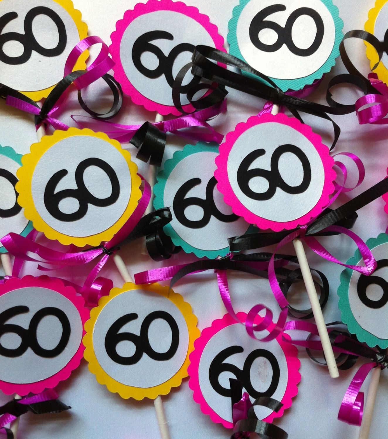 Popular items for 60th birthday decorations on Etsy