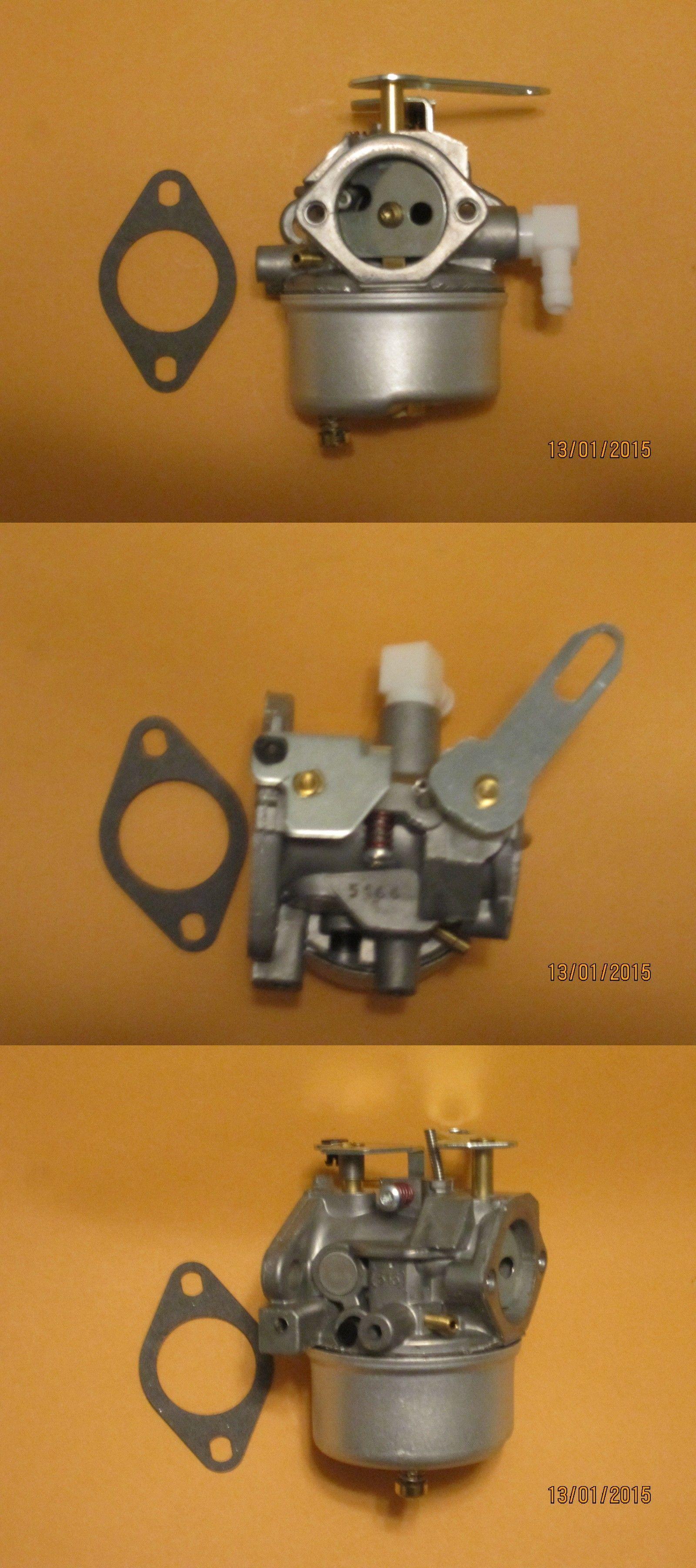 Snow Blowers 42230: Genuine Tecumseh Carburetor #640169