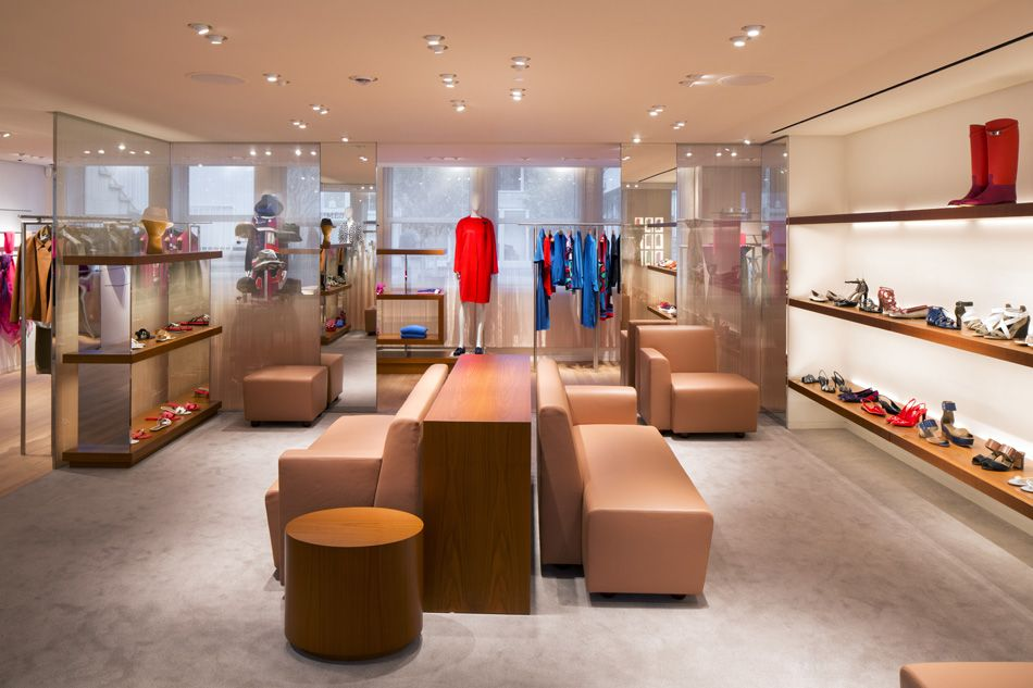 Denis Montel Discusses His Design For Hermès' Bond Street London