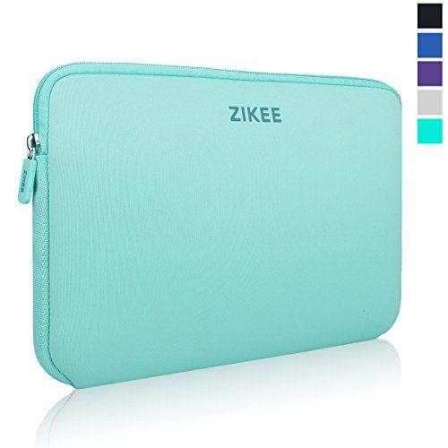 2a1061eaeddb Zikee Laptop Sleeve Case Bag 11 11.6 inch Neoprene Water resistant ...
