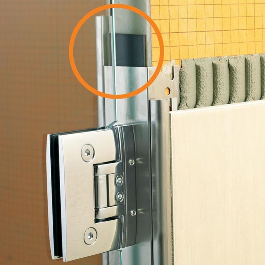 Schluter Systems Kerdi Board 1 375 In W X 98 5 In L Pvc Tile Edge Trim Kbzfp35 In 2020 Pvc Plastic