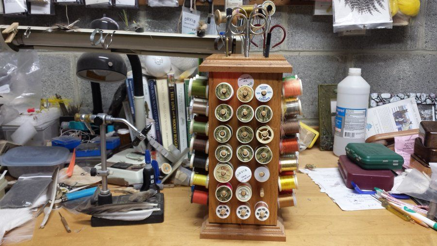 Fly Tying Material Storage Ideas Google Search Fly