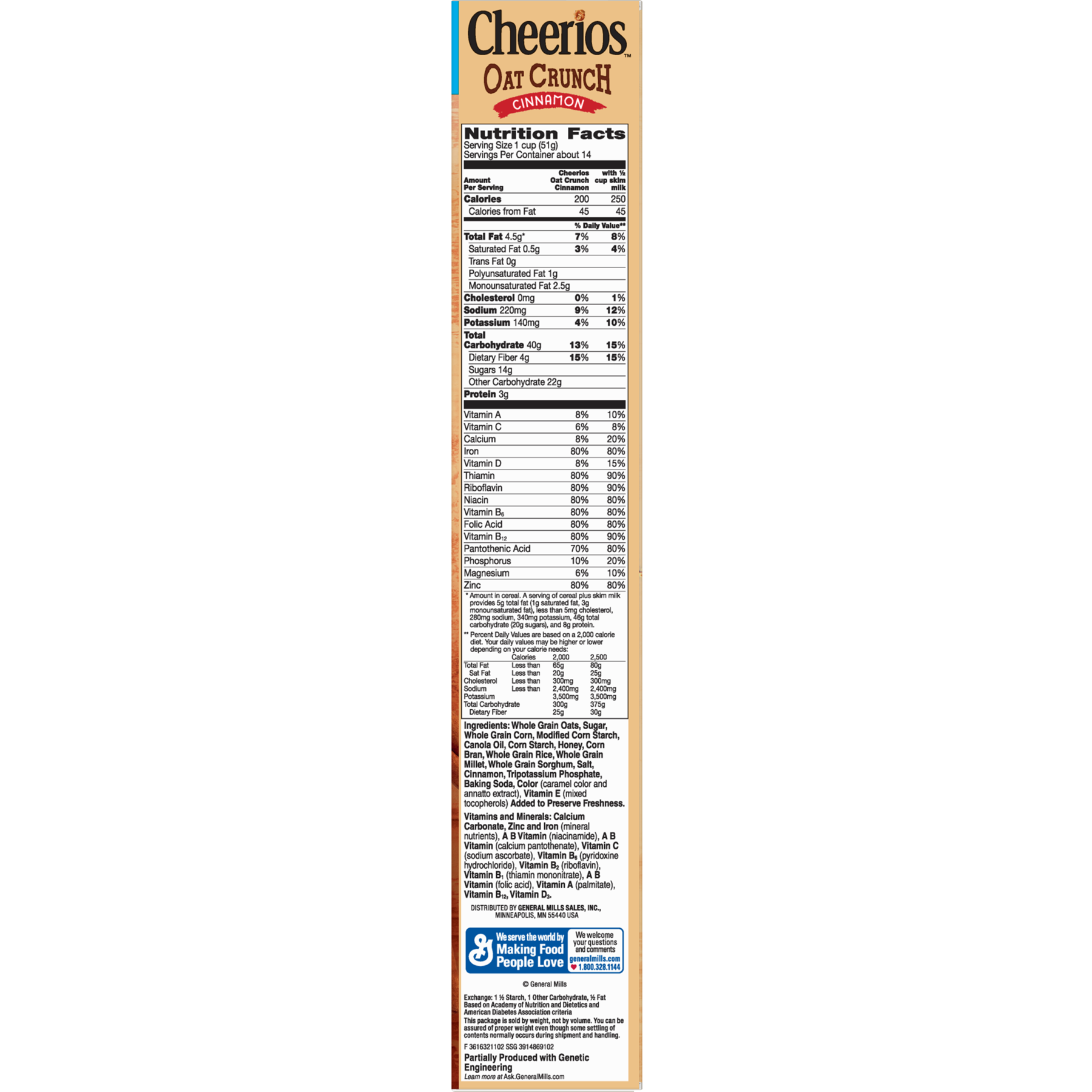 Pin By Kathryn Berger On Sweet Salty Cinnamon Nutrition Nutrition Facts Sweet And Salty
