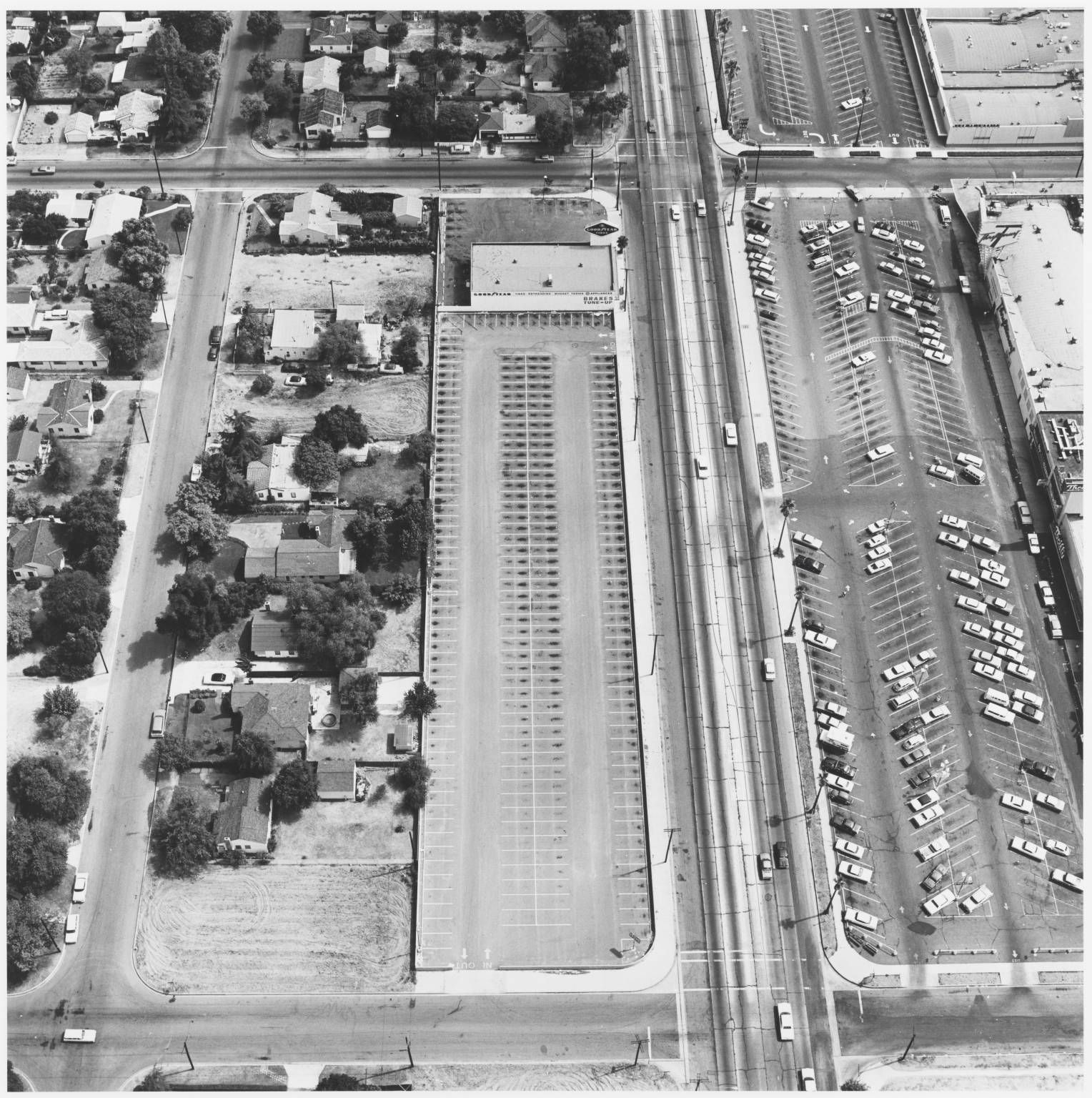 When you are sober, remember: some very important people in the art world consider aerial photographs of Van Nuys' parking lotsascollectible art.
