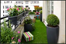 3 Easy And Low Cost Balcony Transformations Amenager Balcon